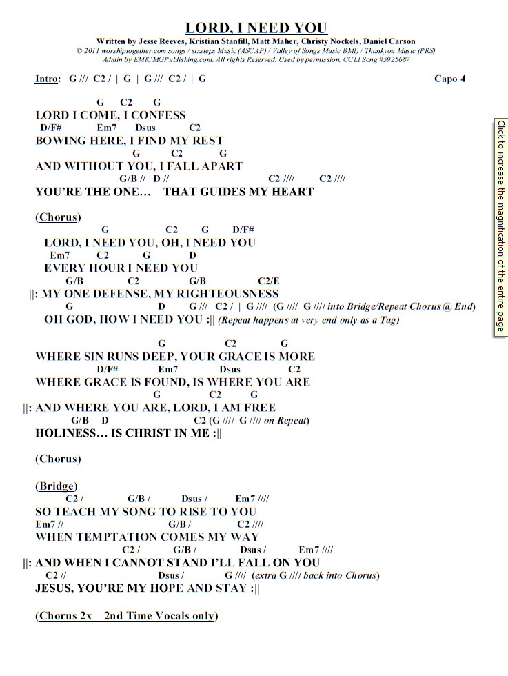 Lord I Need You Guitar Chords Images - chord guitar finger position